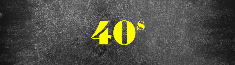 finances in your 40s