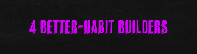better budgeting habbit builders