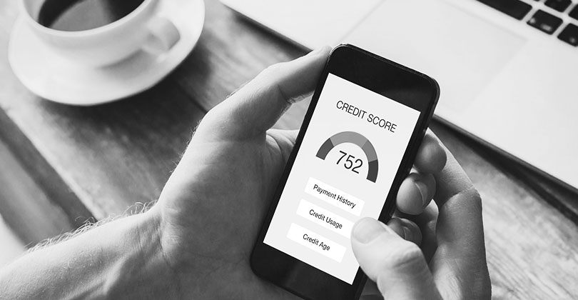 Which of the following has the greatest impact on your credit score