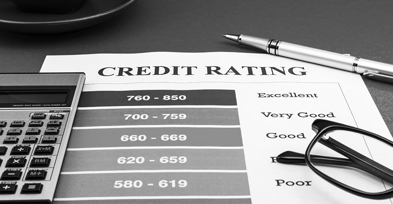 "A ""near prime"" or ""fair"" credit score ranges roughly from"